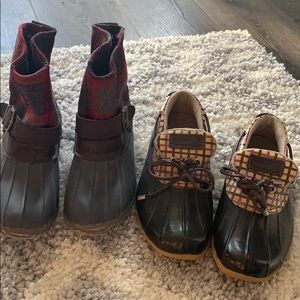 Duck boot bundle